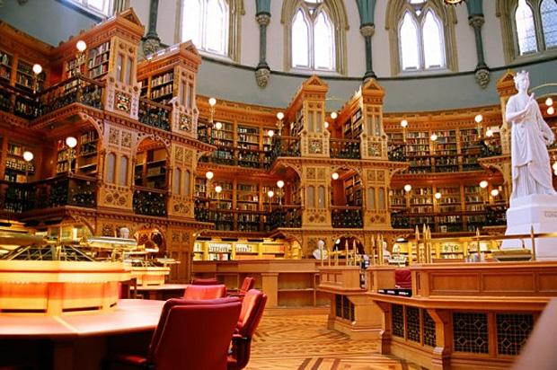 Biblioteca Parlamentului - Canada
