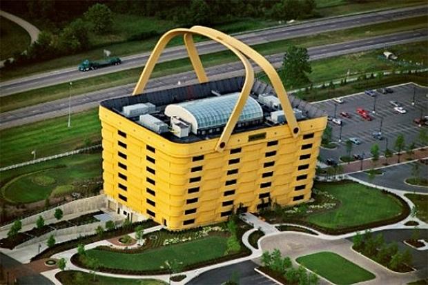 Clădirea Coş - Ohio, S.U.A.