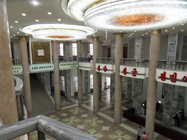 Biblioteca Națională - Coreea de Nord