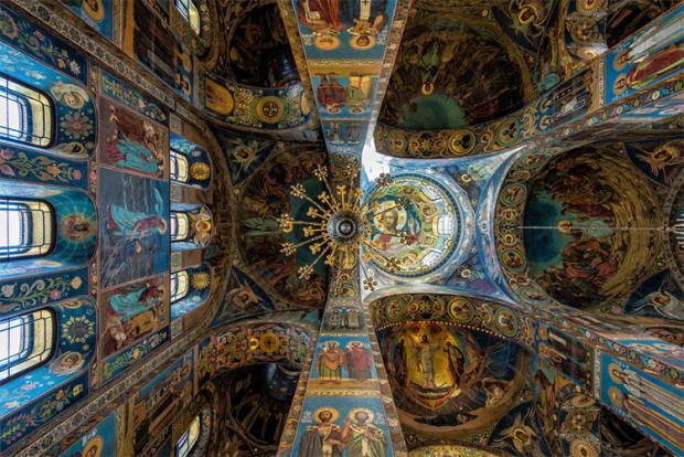 Biserica Învierii, Sankt Petersburg - © Jorge Rojas