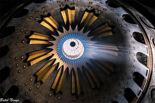 Biserica Sfântului Mormânt, Ierusalim - © Batel Ninyo