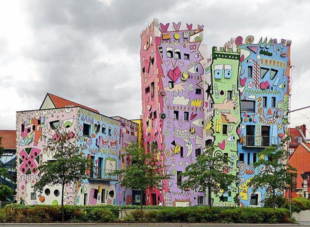 Casa Rizzi - Braunschweig, Germania